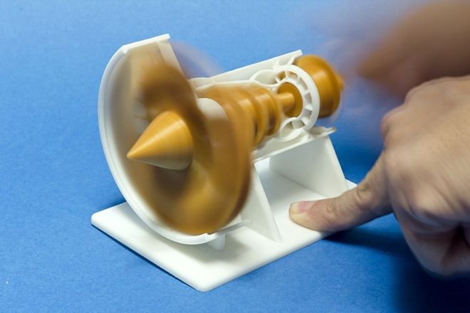 3D printer GE Jet Engine design