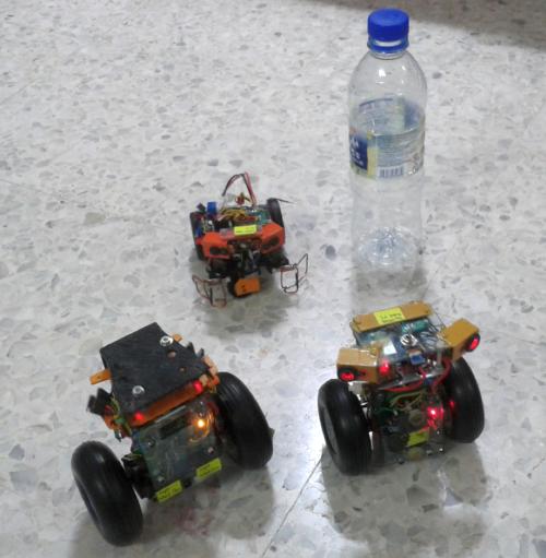 Minirobots